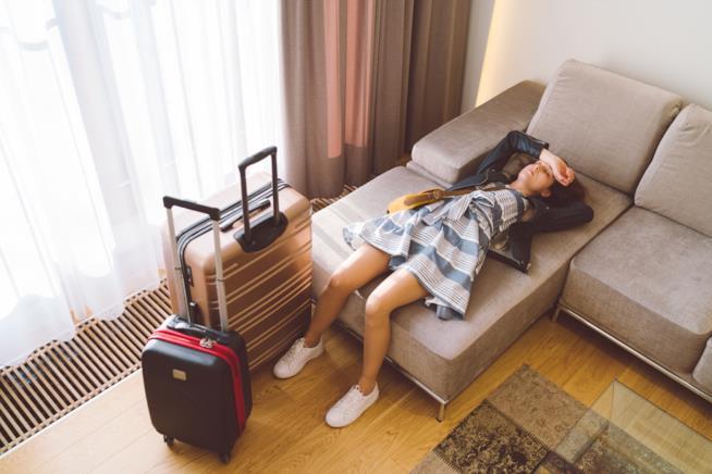 Sindrome da rientro dalle vacanze