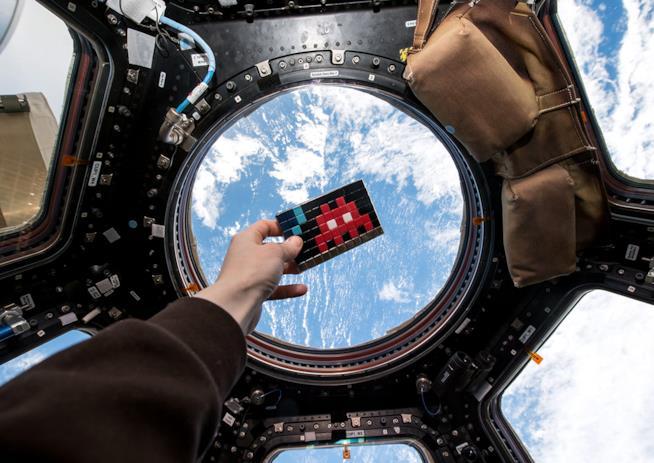 Invader nello spazio