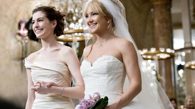 Una scena di Bride Wars - La mia miglior nemica