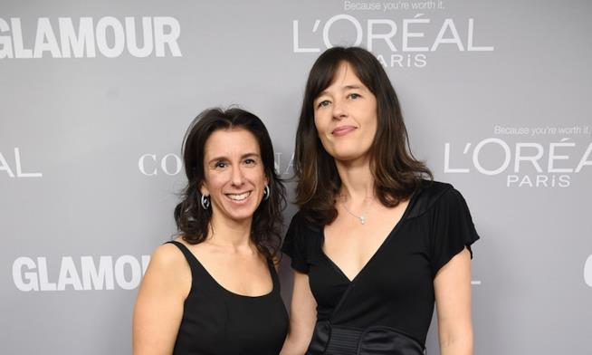 Le giornaliste Jodi Kantor e Megan Twohey