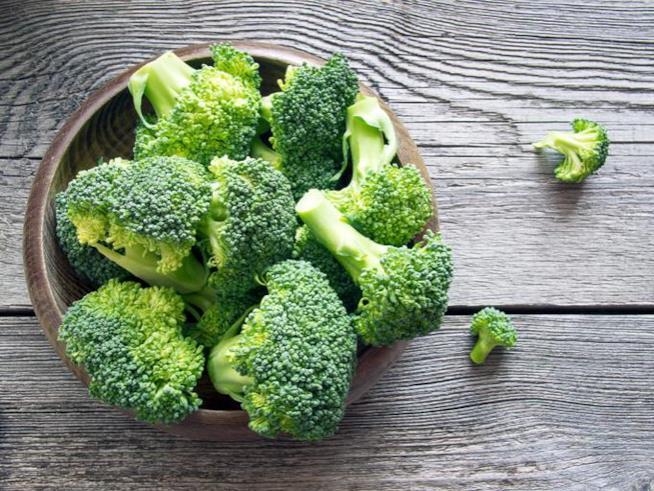 Ciotola con broccoli