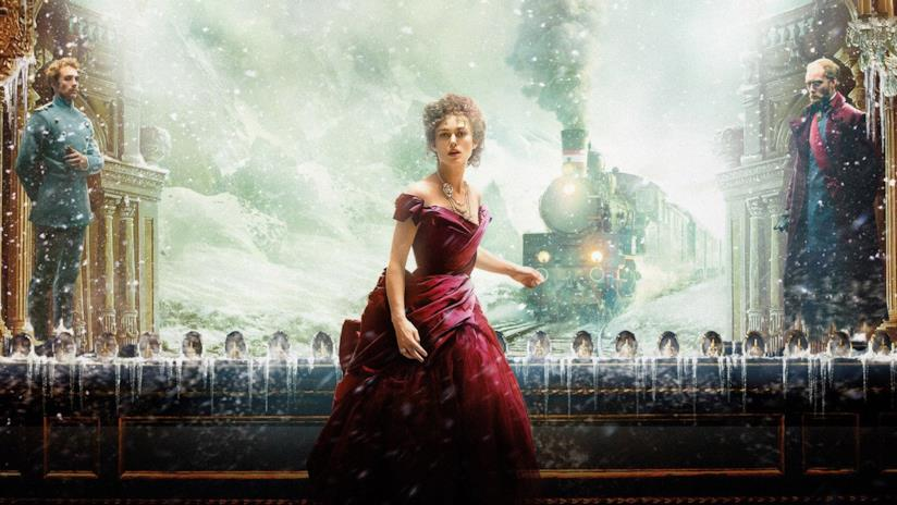 Keira Knightley nel film Anna Karenina di Joe Wright