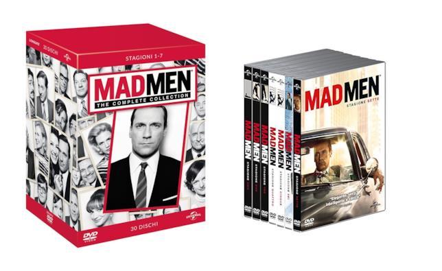 Cofanetto DVD di Mad Men - Stagioni 1-7