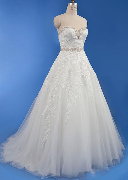 L'abito da sposa ispirato alla Principessa Disney Cenerentola