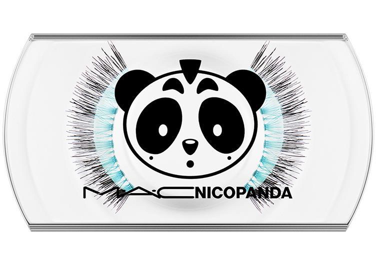 Ciglia finte Mac x Nicopanda