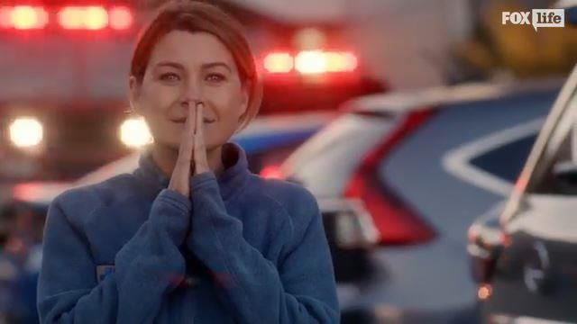 Ellen Pompeo in Grey's Anatomy 13
