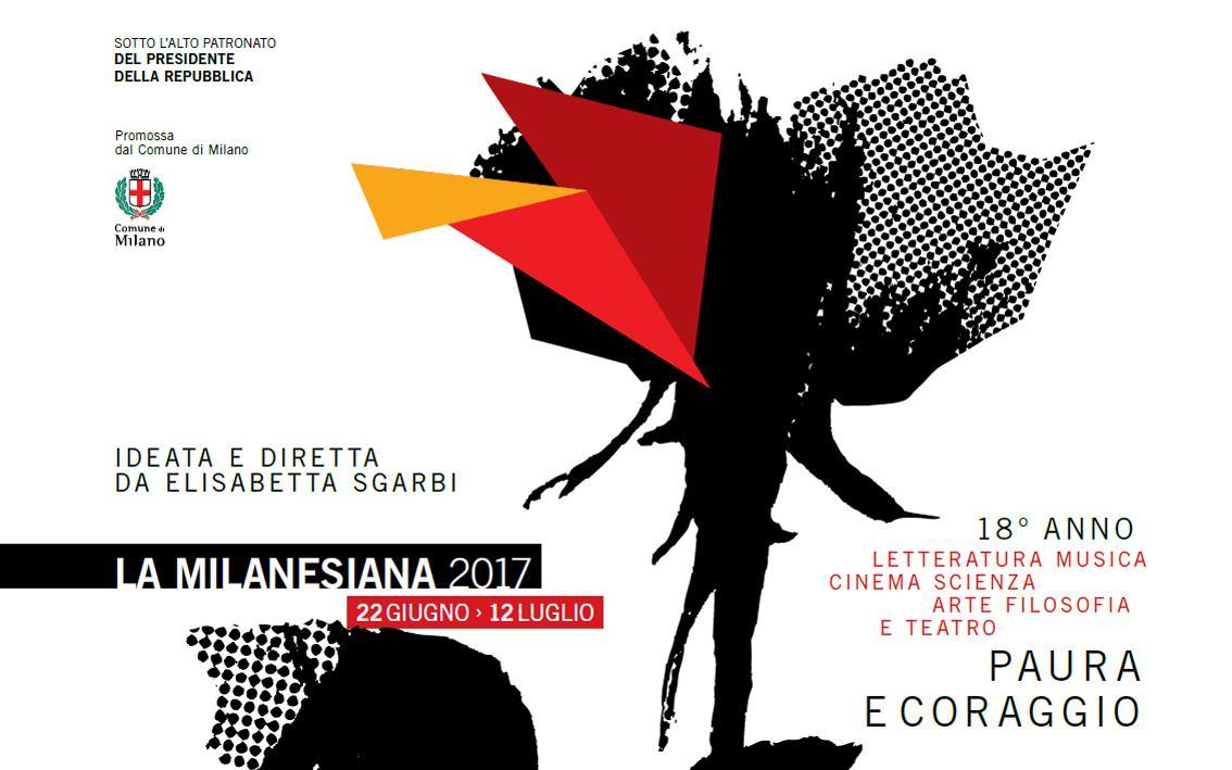 La Milanesiana si terrà tra Milano, Torino, Firenze, Verbania, Bormio e Camerino