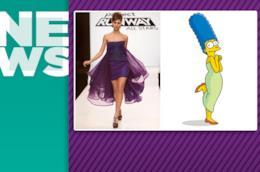 "Marge dice ""Basta verde!"" e Project Runway risponde col viola"