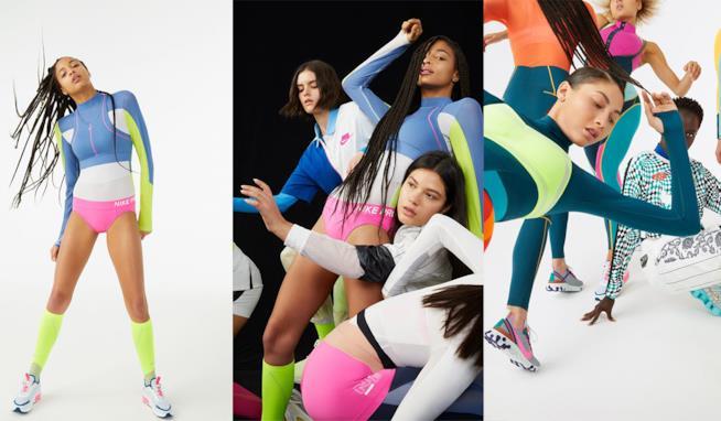 Anteprima collezione Nike Sustainability dedicata alle giovani atlete di Football