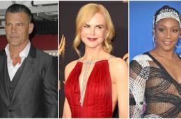 Josh Brolin, Nicole Kidman, Tiffany Haddish
