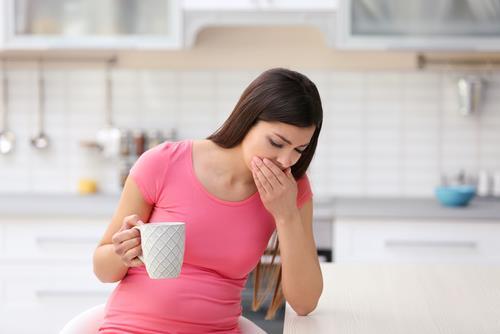 nausee in gravidanza: quanto sono insistenti