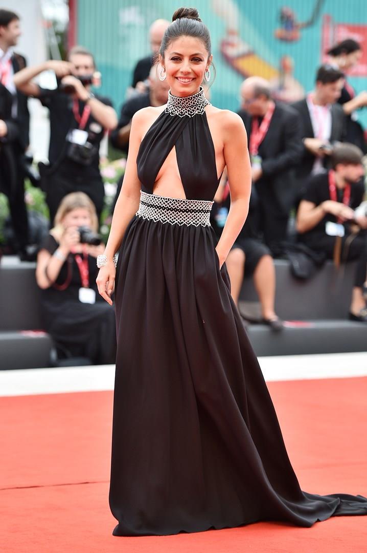 Alessandra Mastronardi sul red carpet