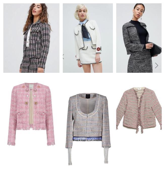 Giacche  i modelli di moda per l autunno inverno 2018-19 da317de319a