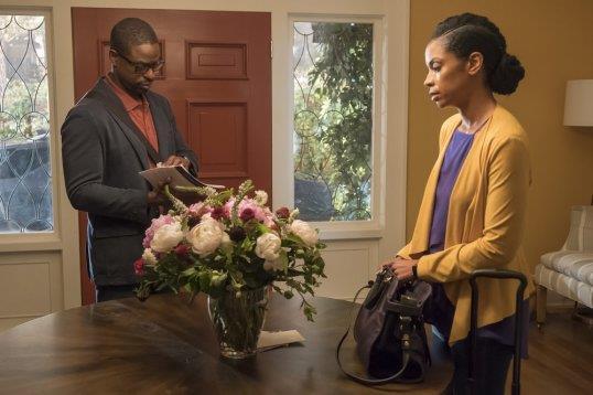 Randall e Beth in una scena di Il Dato è una cosa meravigliosa