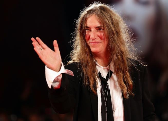 La sacerdotessa del rock