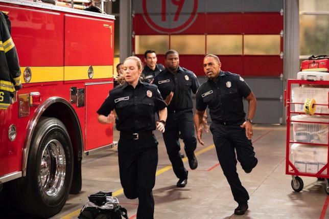 Un'immagine dall'episodio 2x08 di Station 19