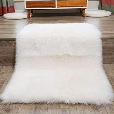 Faux pelliccia di agnello sintetica