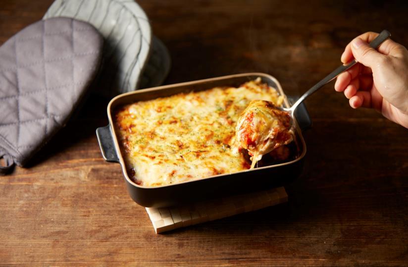 La ricetta delle lasagne al pistacchio, piatto unico che conquista grandi e piccini