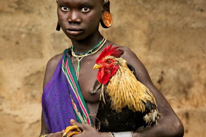 Steve McCurry Valle del fiume Omo, Etiopia Anno: 2014