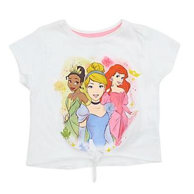 Maglietta delle principesse