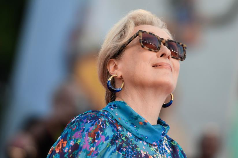 Meryl Streep - The Laundromat Venezia 76