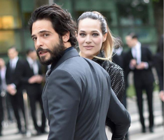 Laura Chiatti e Marco Bocci derubati