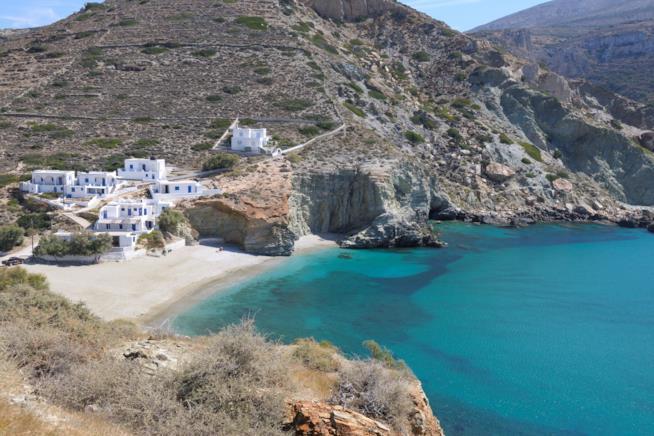 Le isole più belle della Grecia: Folegandros