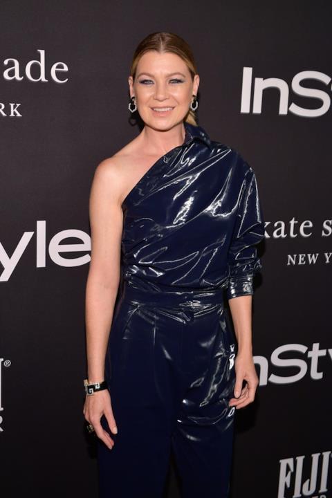 Ellen Pompeo sul red carpet
