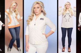Abbigliamento ispirato Star Wars: Gli ultimi Jedi
