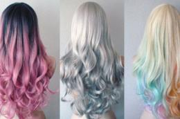 Come colorare i tuoi capelli temporaneamente