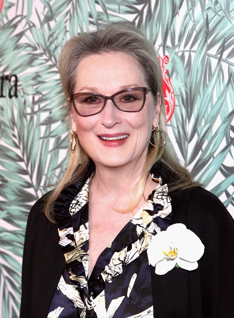Meryl Streep a un evento