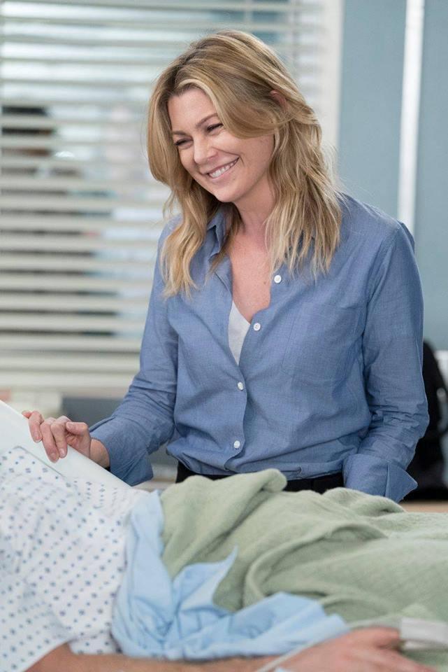 Grey's Anatomy: Ellen Pompeo in un'immagine promozionale