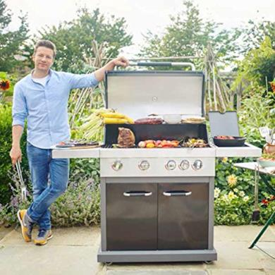 Pro 4BBQ Barbecue a gas