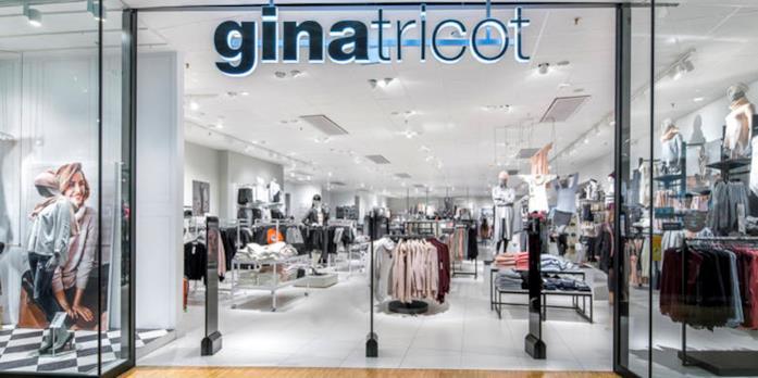 Uno store Gina Tricot