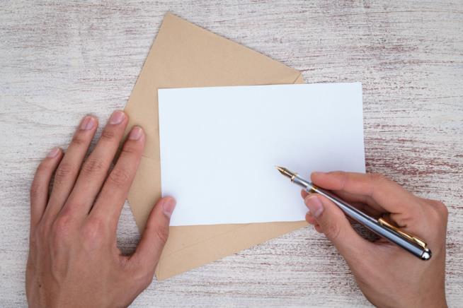 Separazione tramite lettera