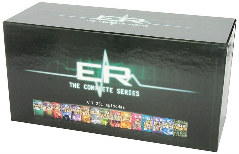 Cofanetto DVD di ER - Seasons 1-15