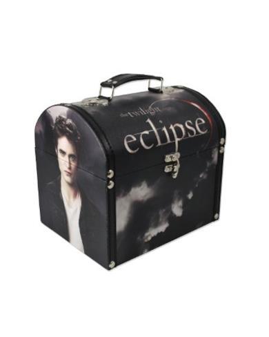 Twilight - Make-Up Box Eclipse Edward Cullen Vintage Style (in 21,6 cm x 17 cm, 9,5 cm)