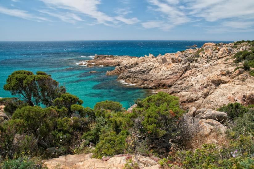 Cala Cipolla, Chia, una delle più belle spiagge della Sardegna