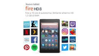 Fire HD 8 Amazon