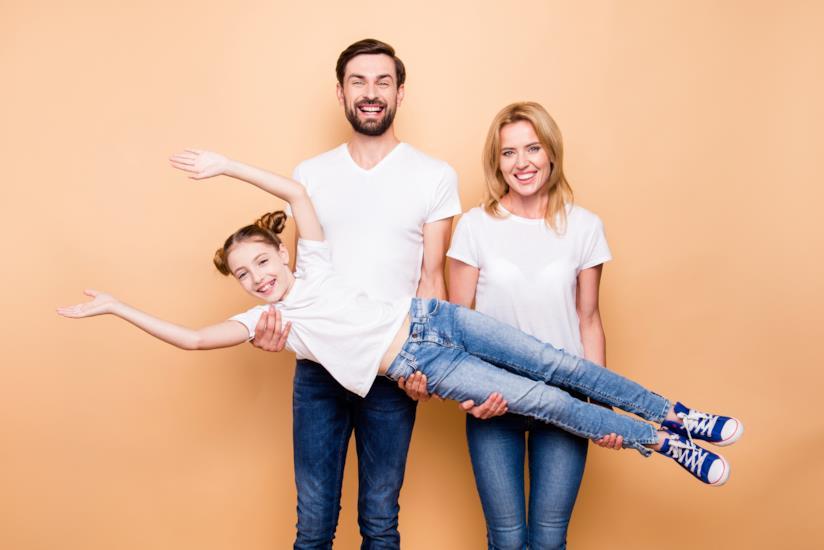 Magliette mamma, papà e figlio: le magliette più belle