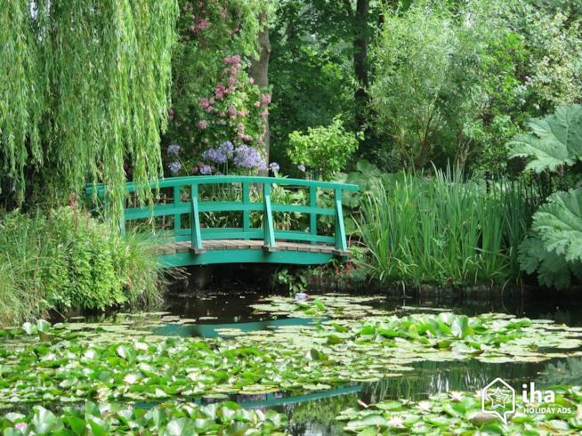 I giardini più belli d' Europa, Giardini di Claude Monet, Giverny, Francia