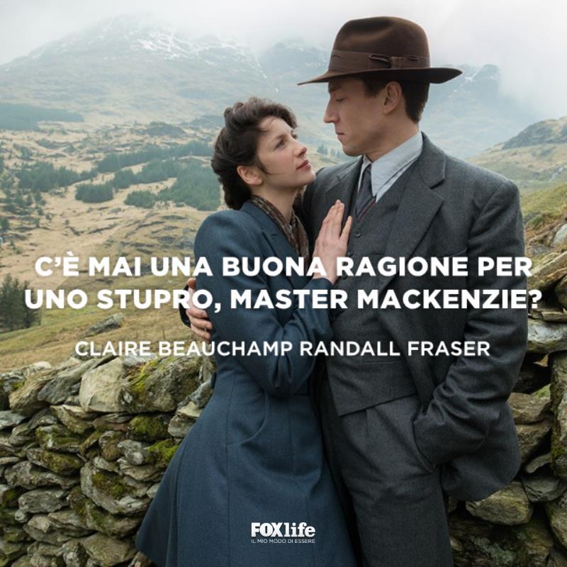 Claire con Frank