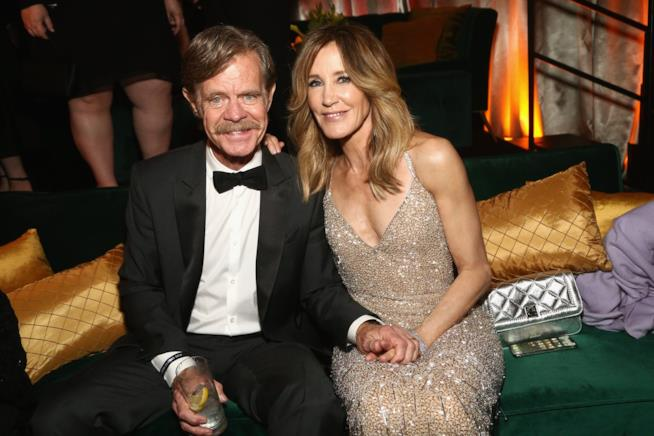 Felicity Huffman e William H.Macy
