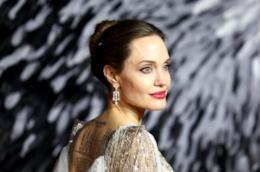 Angelina Jolie primo piano