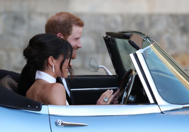 Wedding trend dettaglio blu