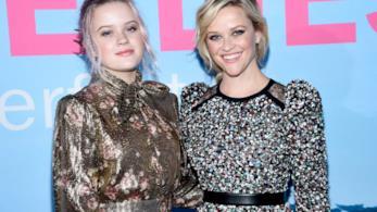 Reese Whiterspoon con la figlia Ava
