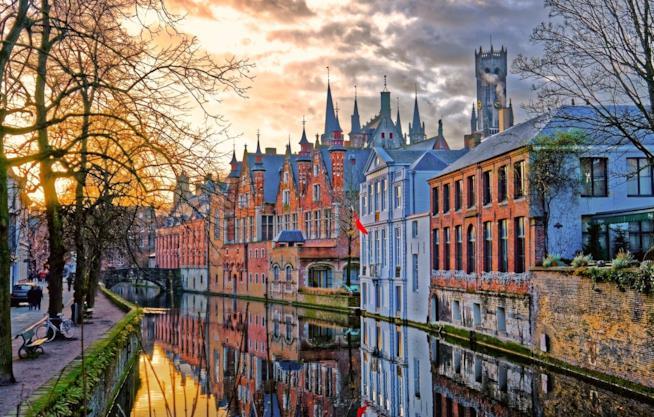 Bruges tour, Belgio