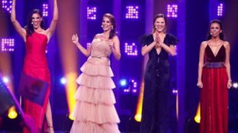 Le conduttrici di Eurovision Song Contest 2018