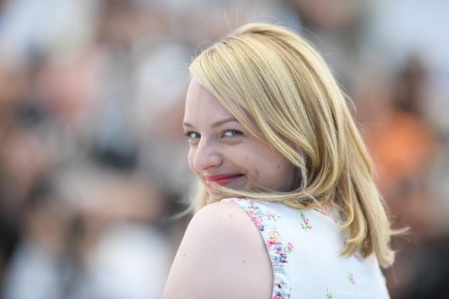 Elisabeth Moss al Festival de Cannes