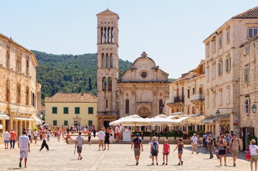 Santo Stefano, la cattedrale di Lesina